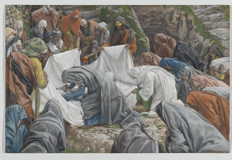 File:Brooklyn Museum - The Holy Virgin Kisses the Face of Jesus Before He is Enshrouded on the Anointing Stone - James Tissot.jpg