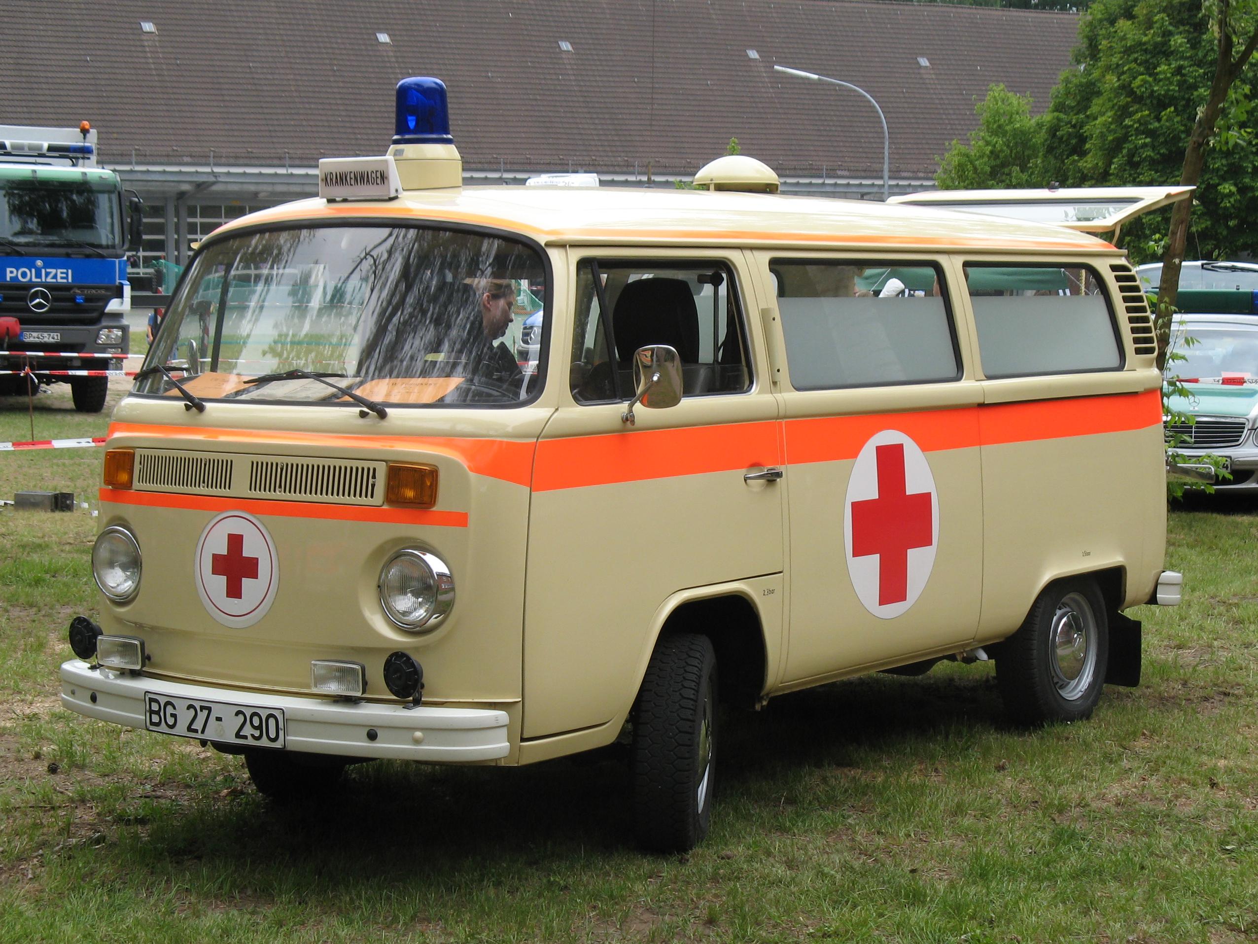 Ddr-pkw-modelle Gewissenhaft Ifa Barkas B1000 Volkspolizei -