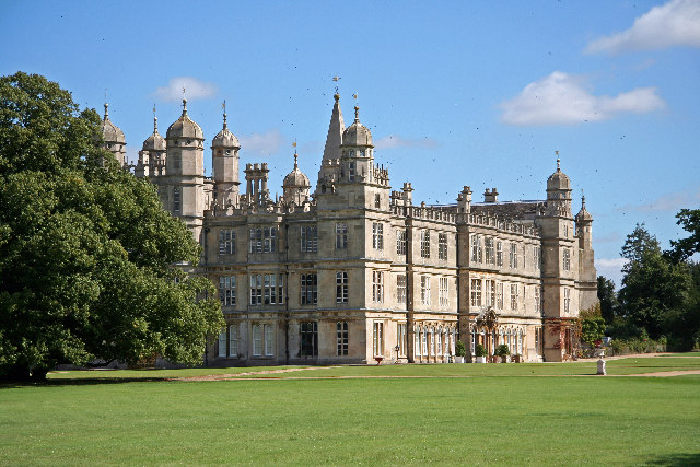 Burghley House - geograph.org.uk - 52647