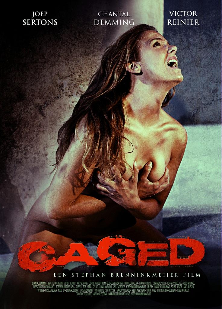 Beschrijving Caged (2011) Poster NL.jpg