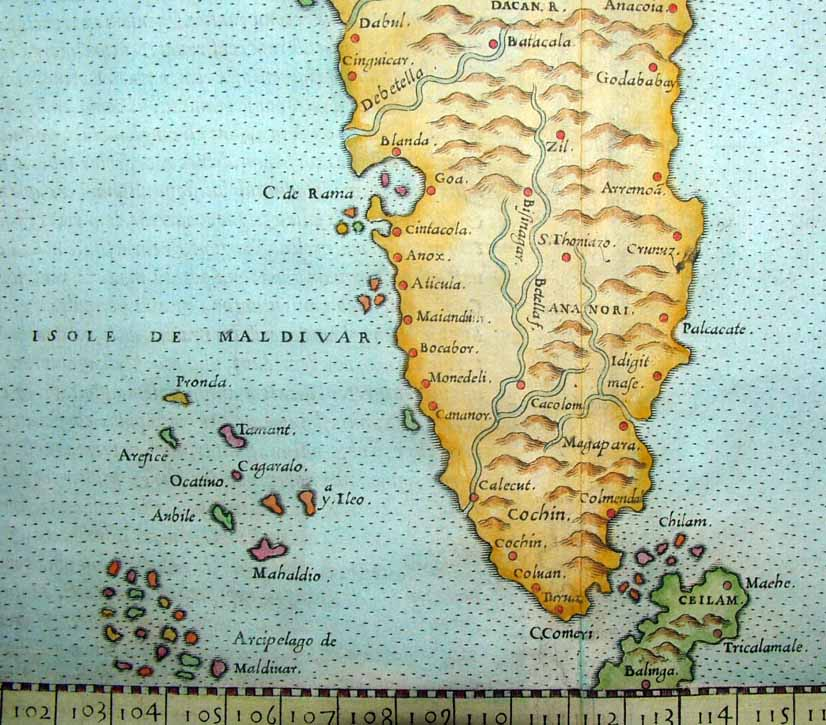 File Calecut Nuova Tavola The Deccan And The South A Map By