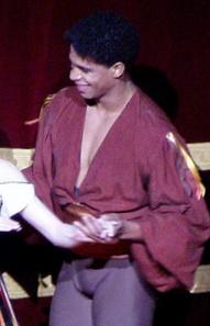 Carlos Acosta ballet dancer