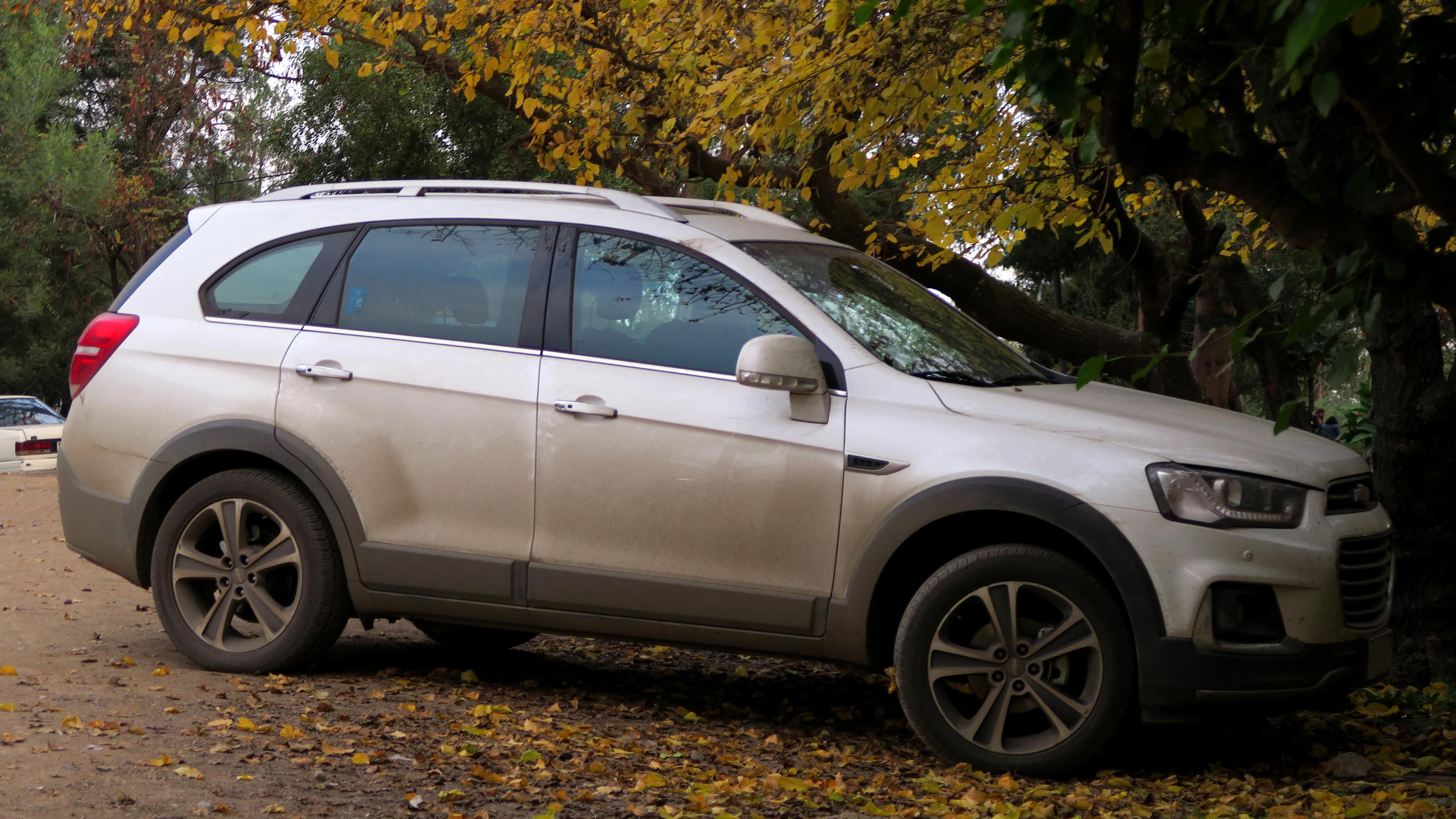 Kekurangan Chevrolet Captiva 2018 Tangguh