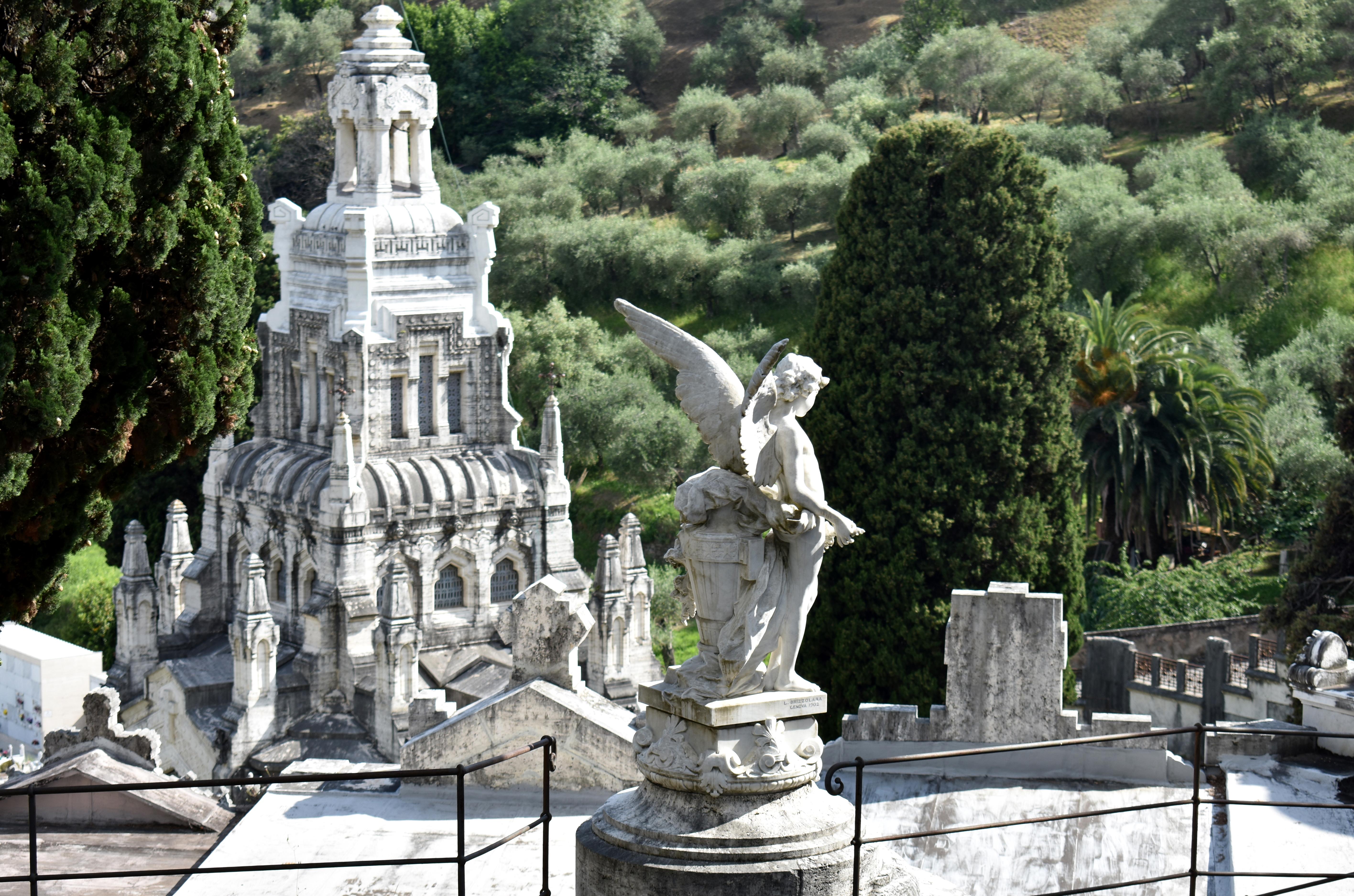 L Arte Di Salire Chiavari cimitero di chiavari - wikipedia