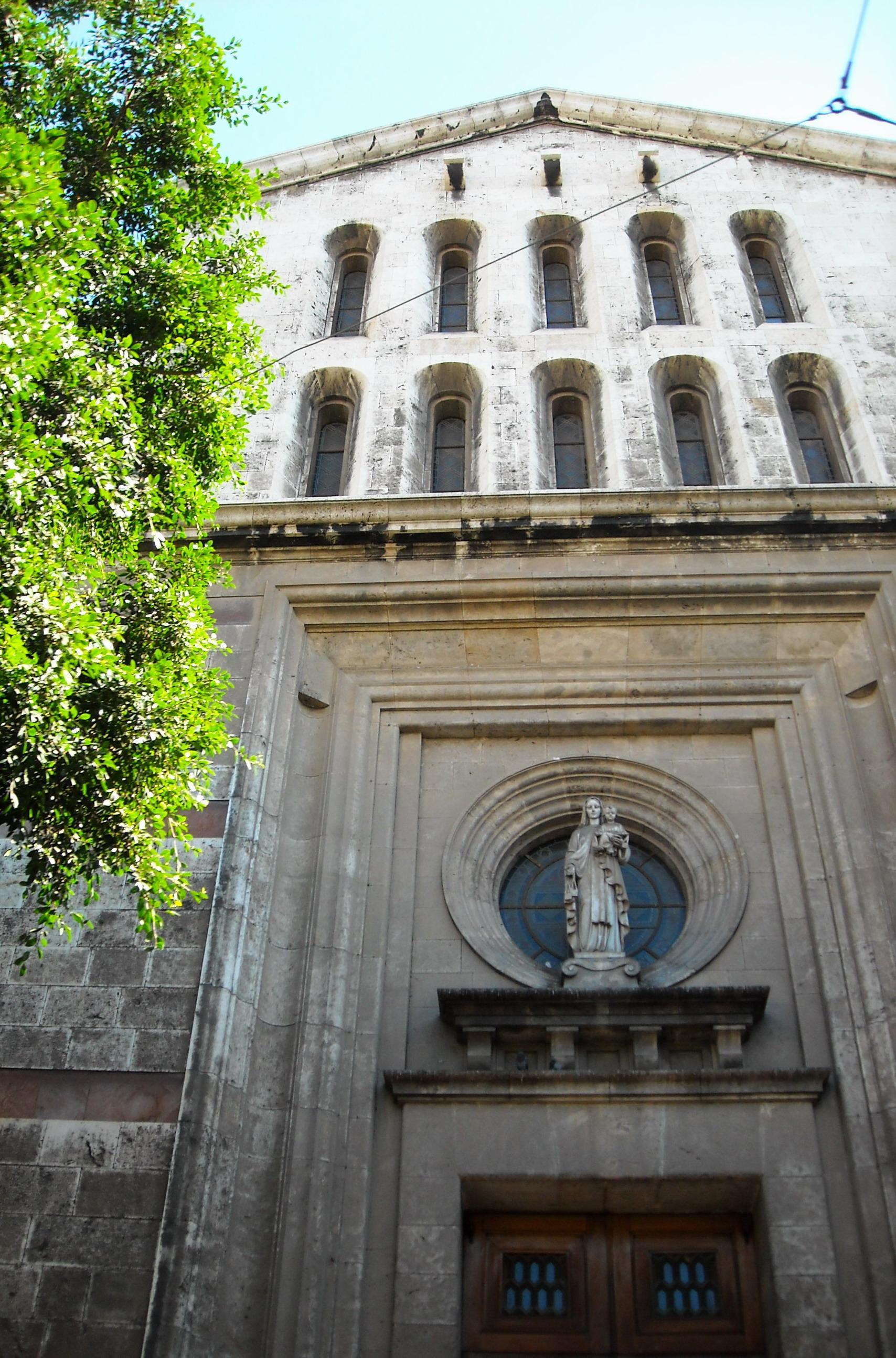 Chiesa di Nostra Signora del Carmine (Cagliari)