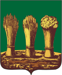 Coat of Arms of Penza (Penza oblast) (2001).png