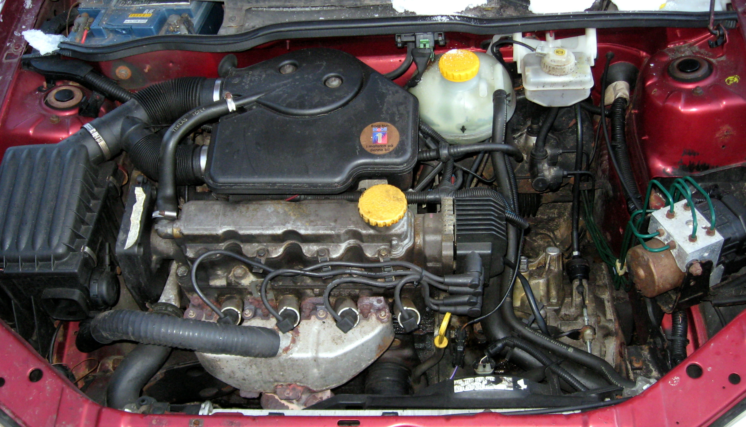 Replacement Engine For Kawasaki Fed Ds