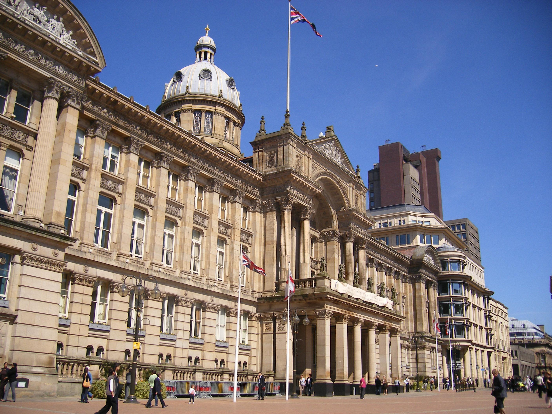 Birmingham Council House Hms Daring Room