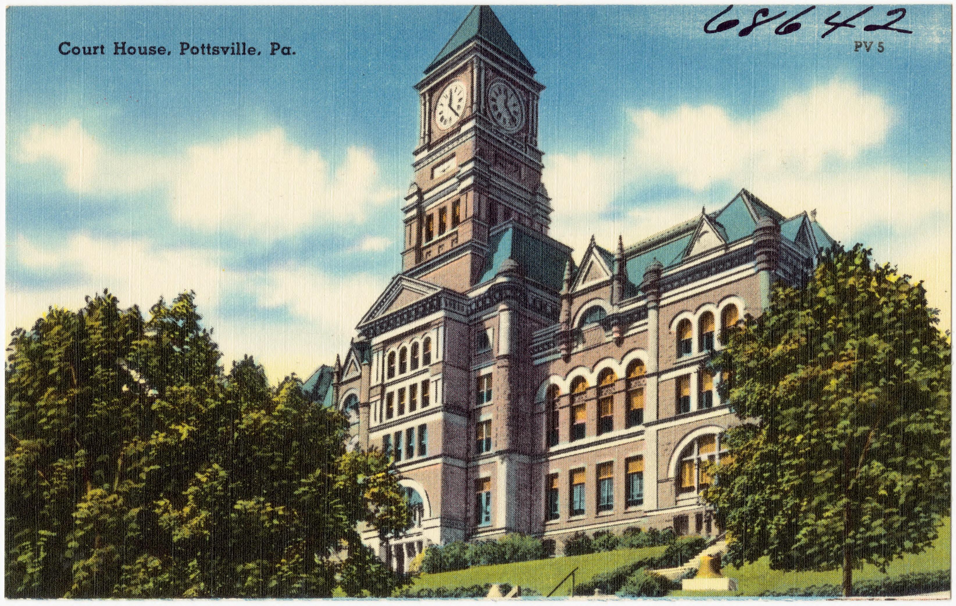 Pottsville PA dating