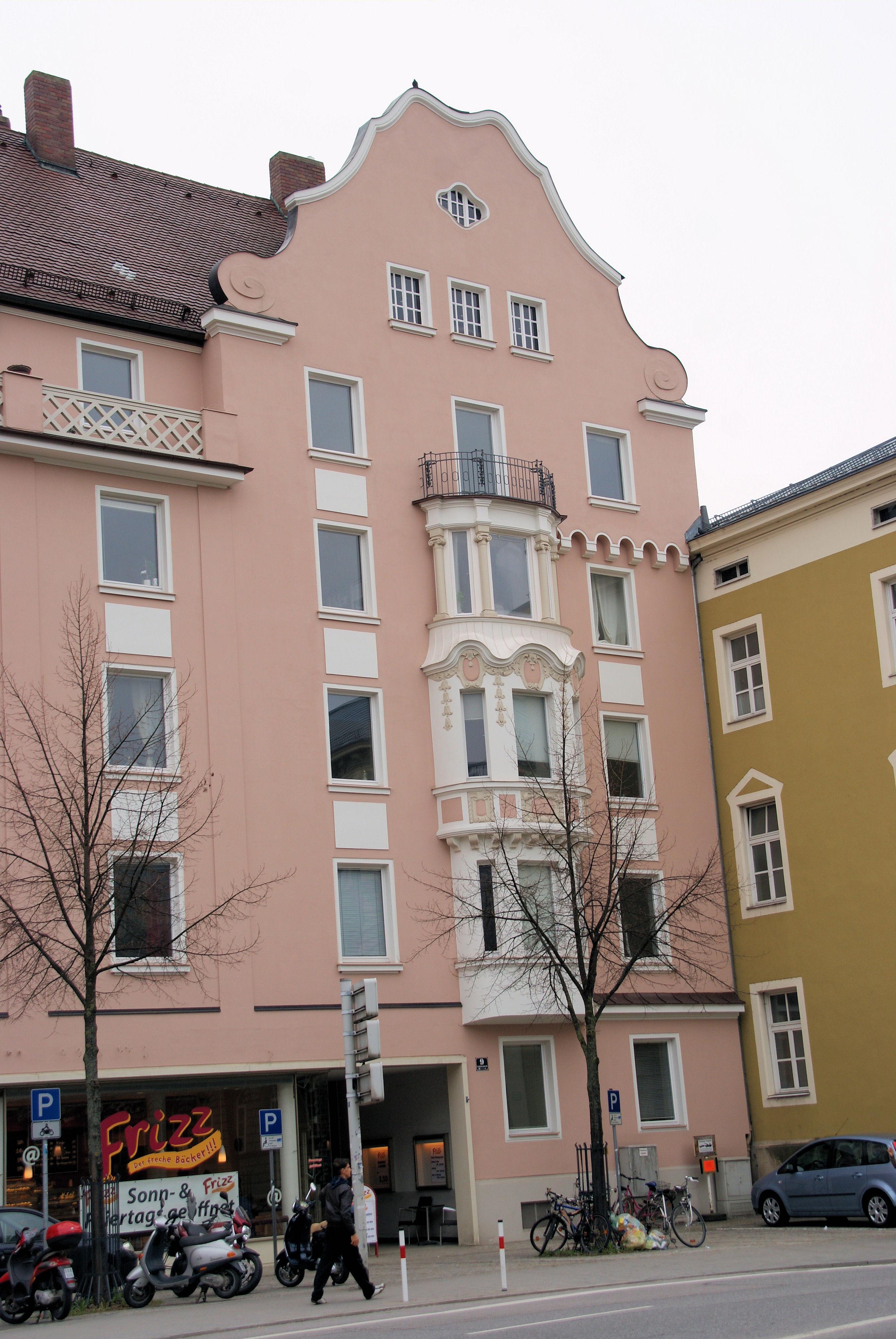 D Martin Luther Straße 3