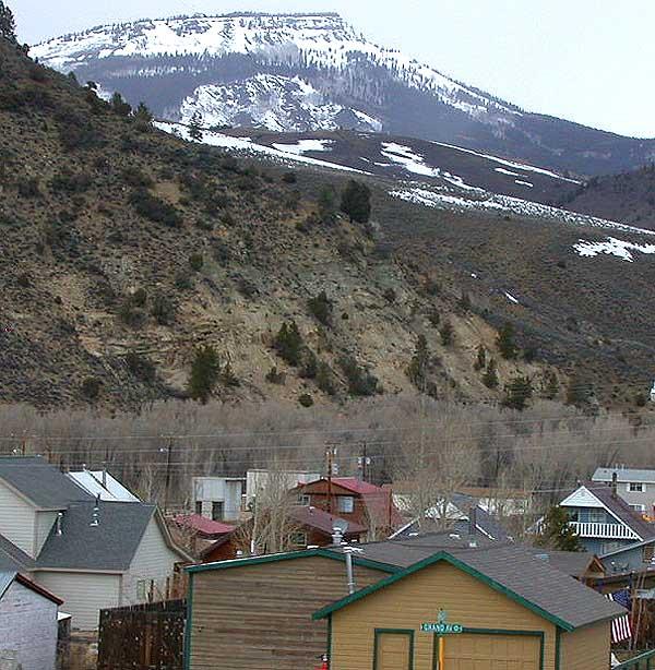 County Seats In Colorado