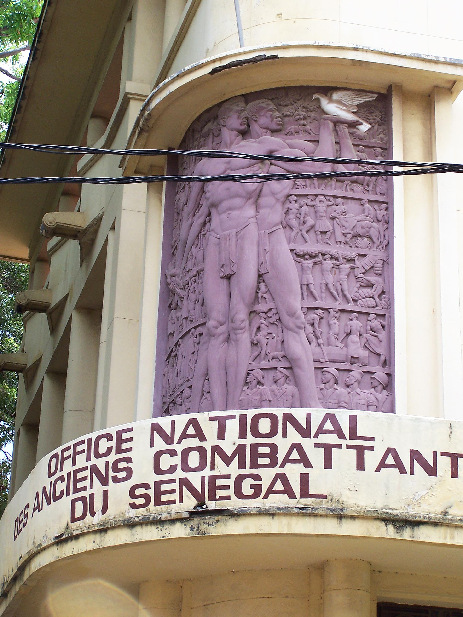 File dakar office national des anciens combattants du - Office departemental des anciens combattants ...