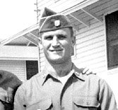 Don Shula 1952 National Guard Photograph