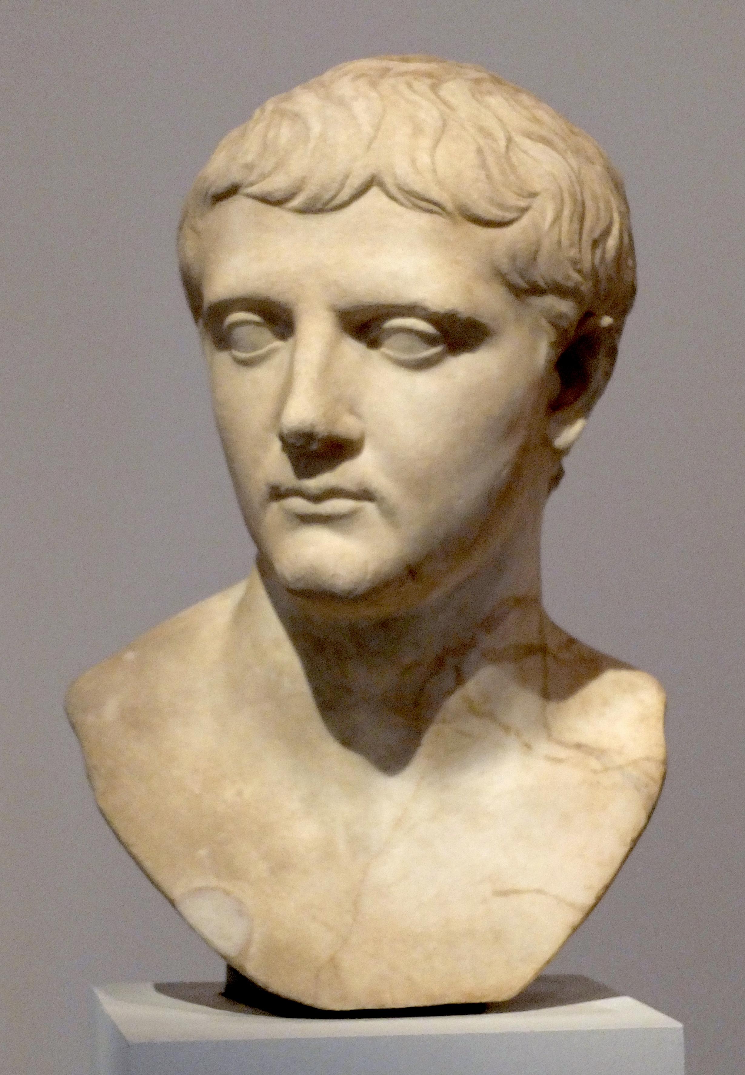 Nero Claudius Drusus - Wikipedia