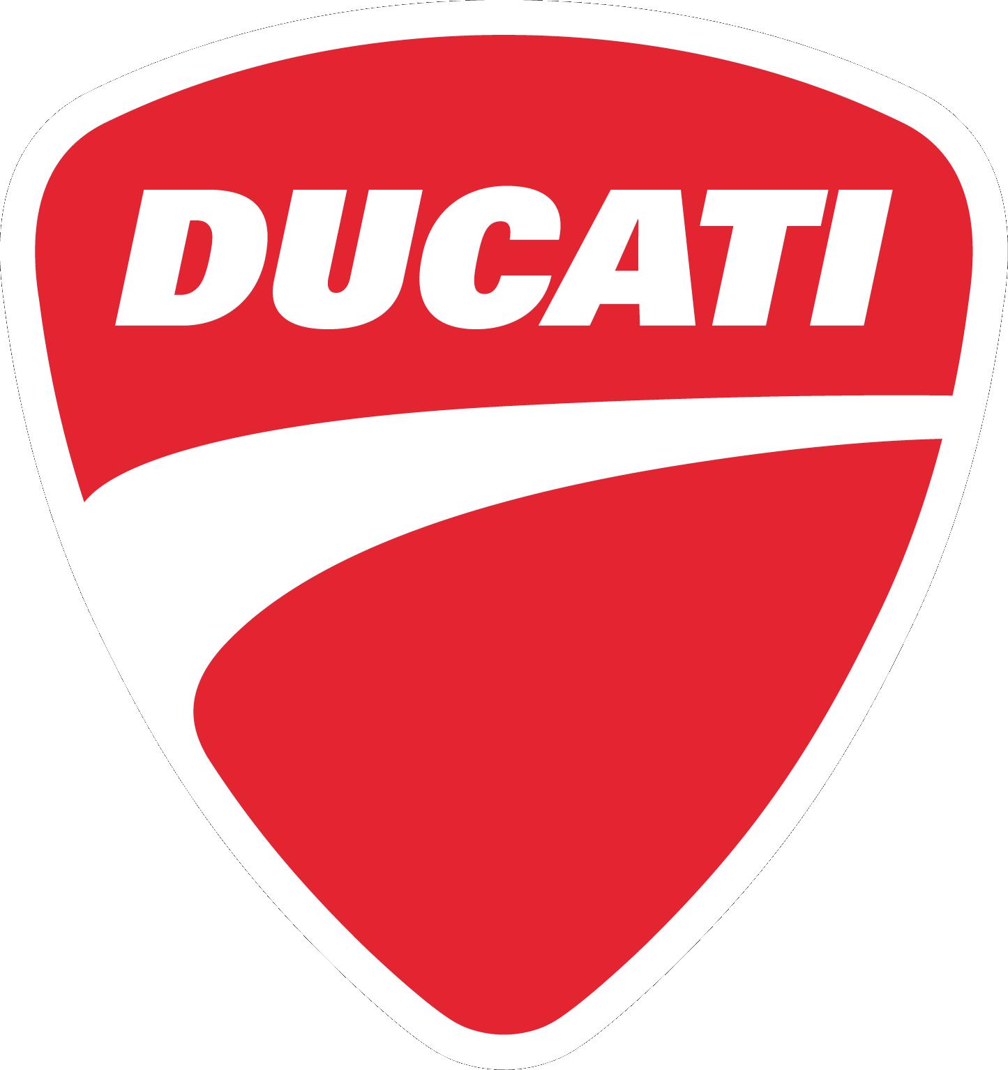 Red Ducati Logo