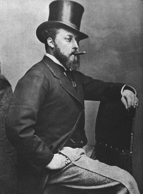 Prince of Wales, later Edward VII
