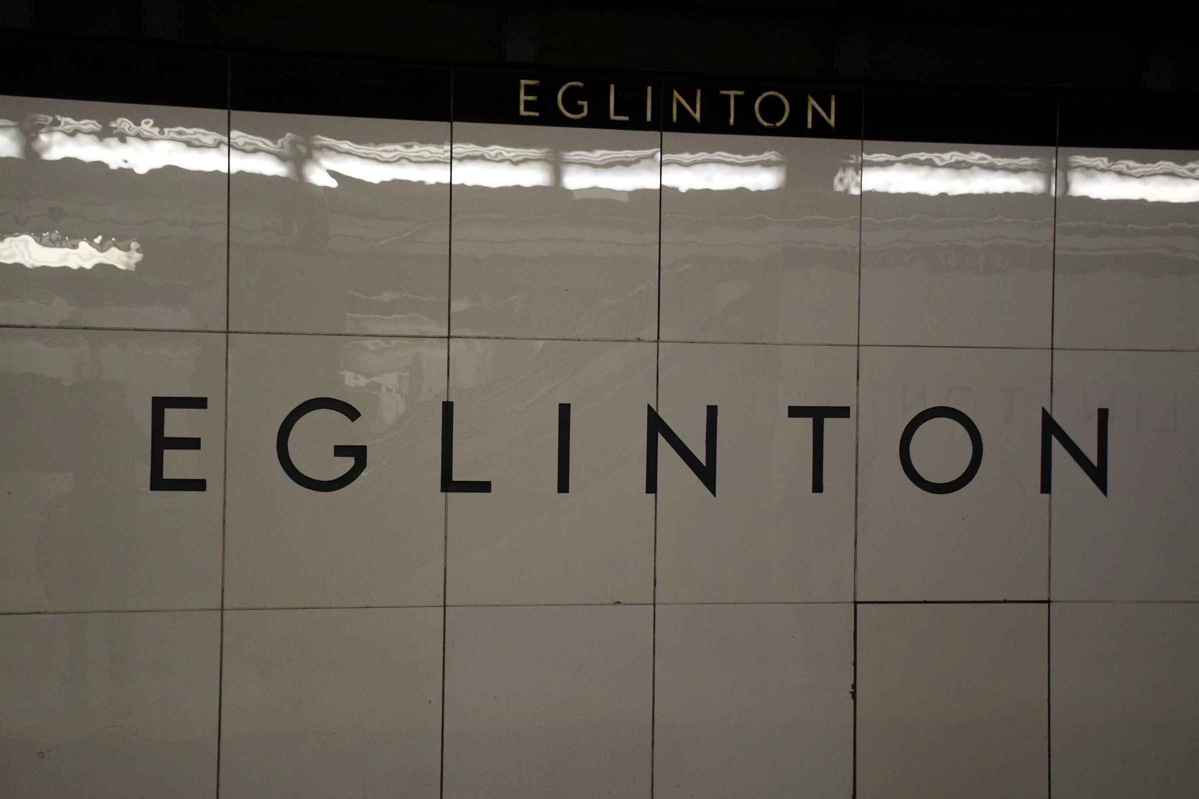 File Eglinton Ttc Gl Tile Reflections Jpg