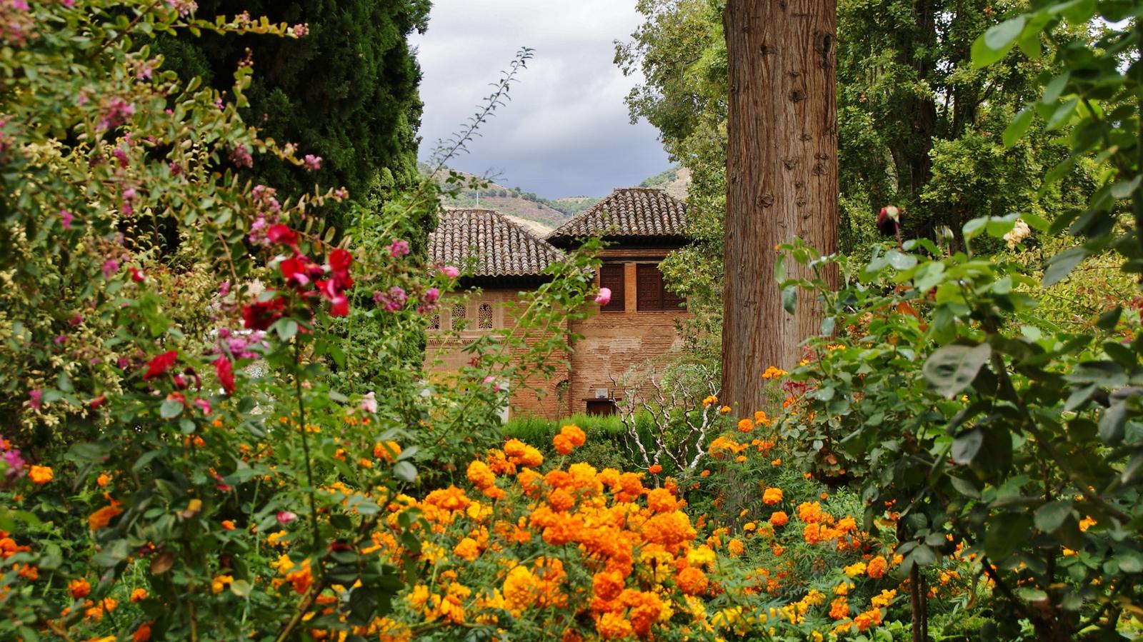 File el partal y jardines la alhambra de granada 06 jpg for Jardines de gomerez granada