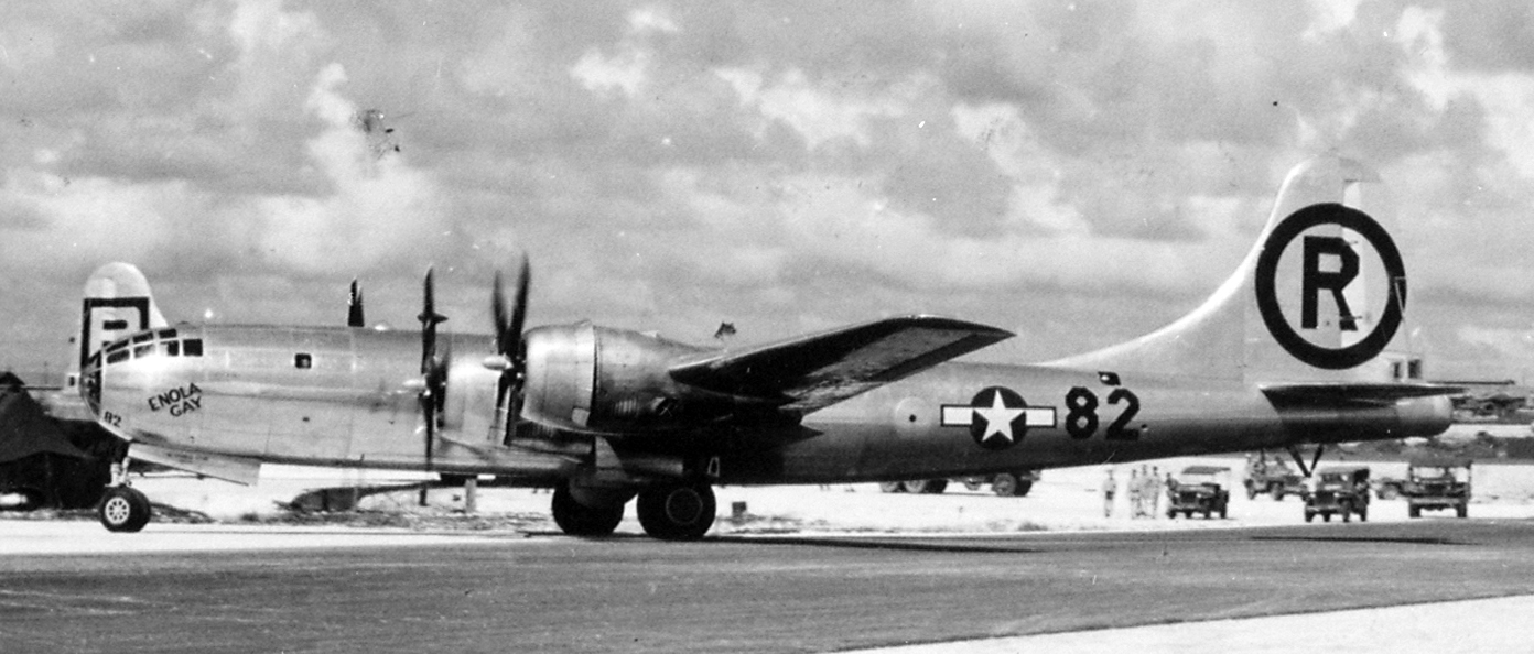 Enola Gay Airplane 31