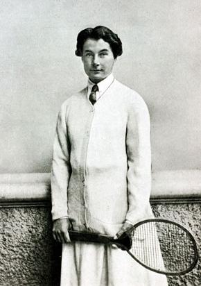 Ethel Thomson Larcombe