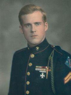Eugene Sledge United States Marine