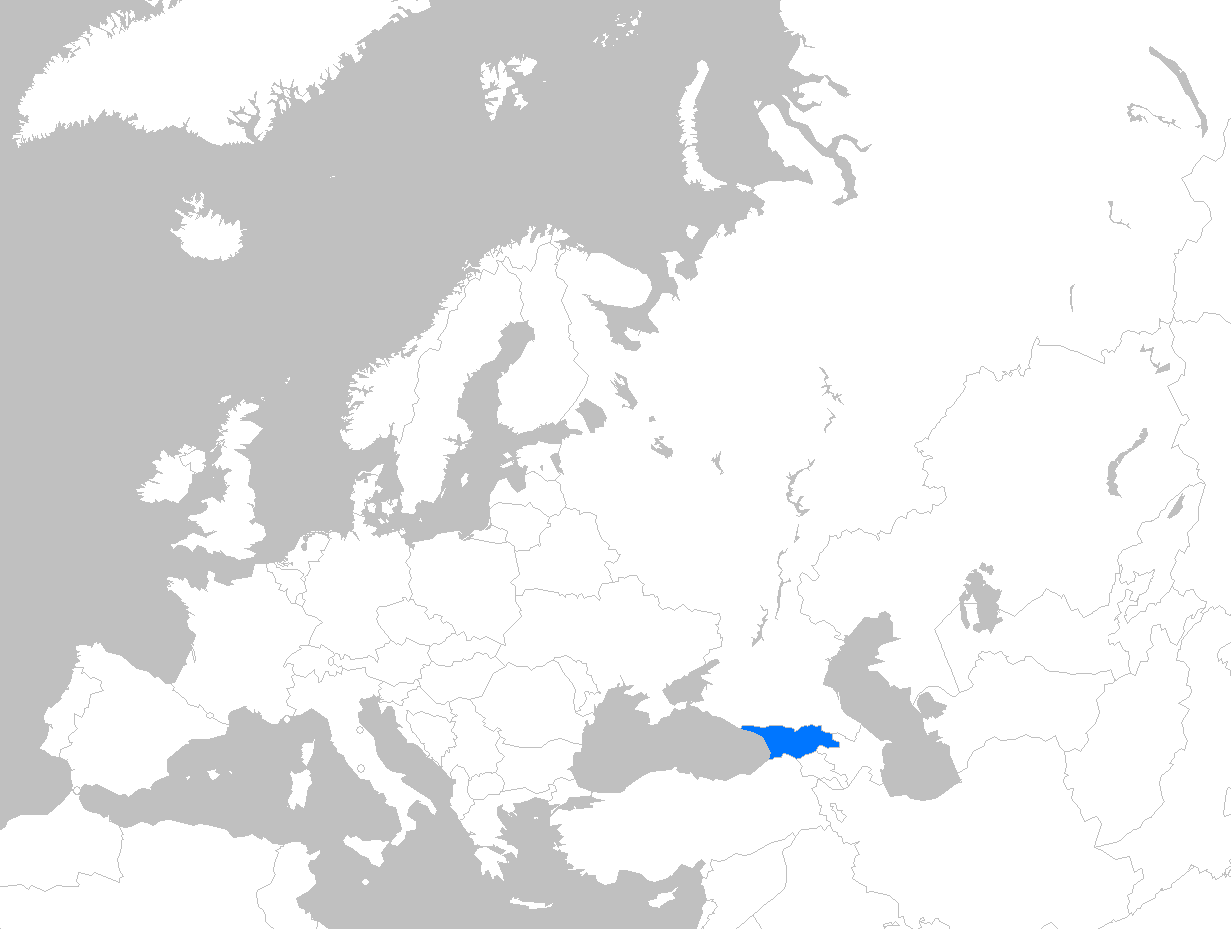 White Map Of Europe.File Europe Map Georgia Png Wikipedia