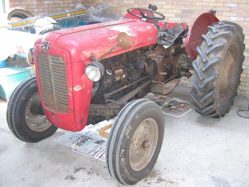 tracteurs john deere 50 cv