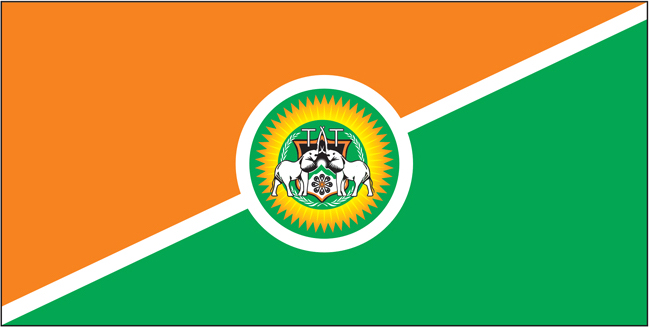 Flag of Taita–Taveta County