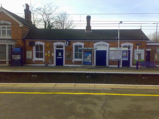 Flitwick railway station