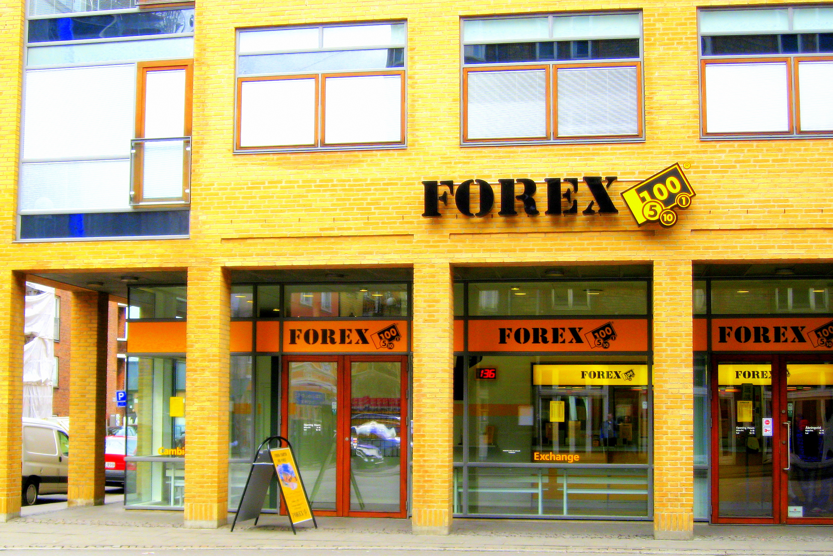Forex.dk money exchange