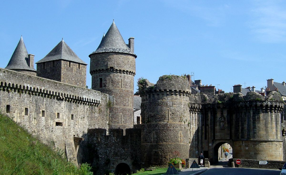 Tours Of Brittany And Normandy