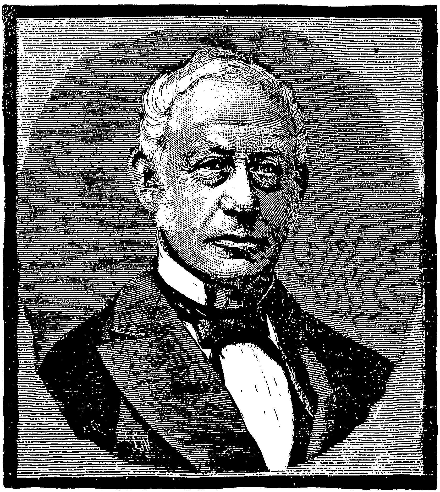 Hans Christian Olsen: Frederik Stang