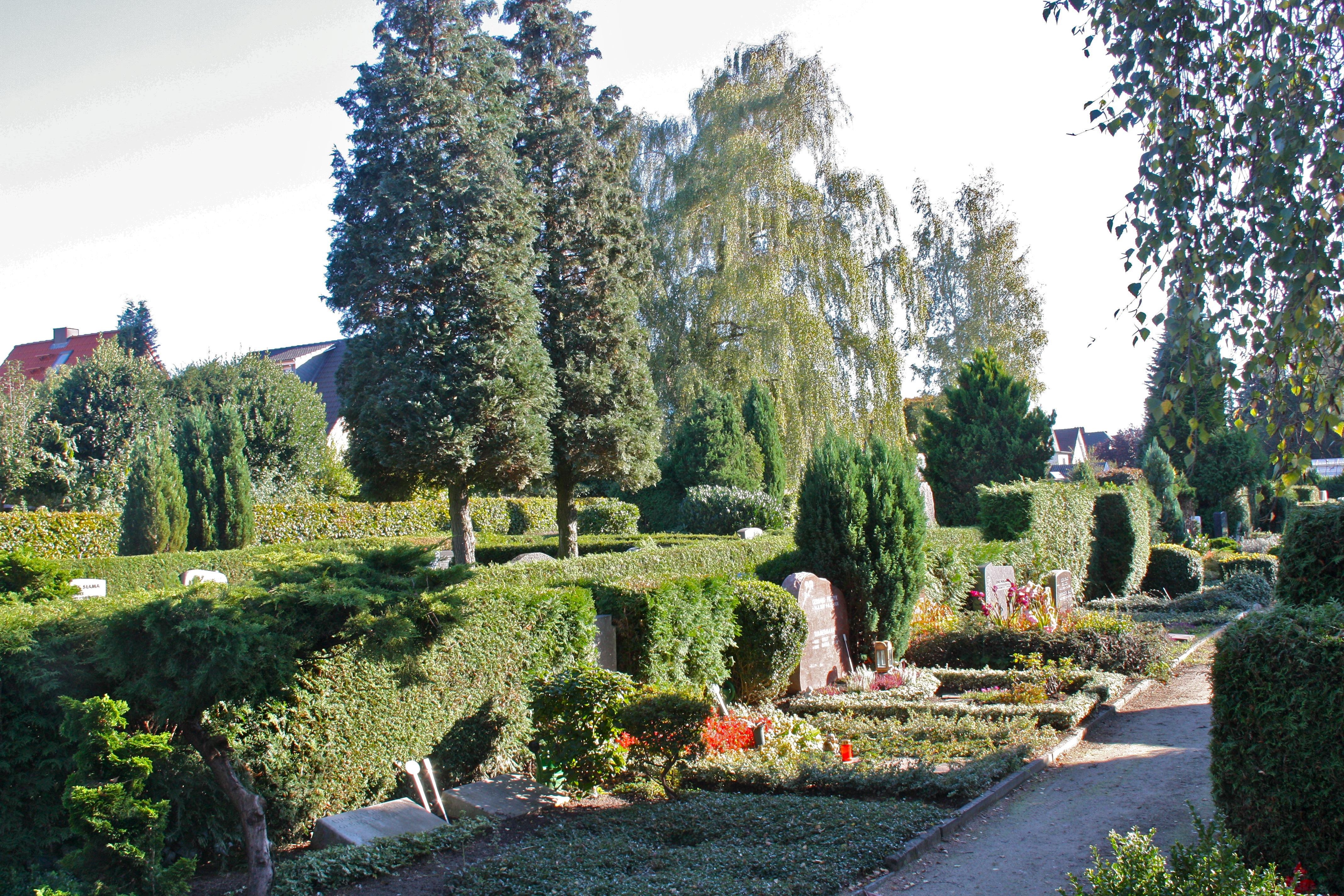 Rahlstedter Friedhof
