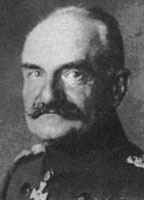 Fritz von Below German First World War general