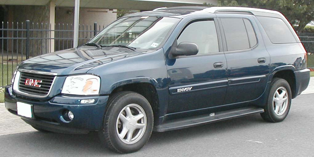 gmc envoy xuv review research new used gmc envoy xuv html. Black Bedroom Furniture Sets. Home Design Ideas
