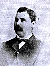 George W. Fithian American politician