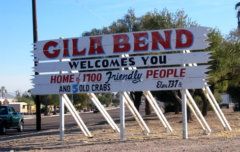 Gila Bend mailbbox