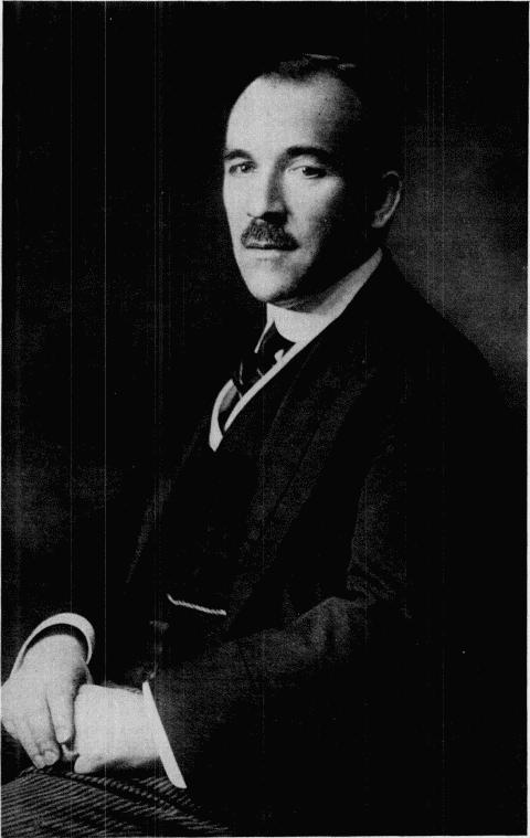 Gottlieb von Jagow in 1914