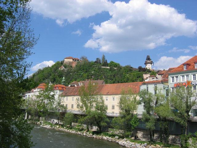 Der Grazer Schloßberg