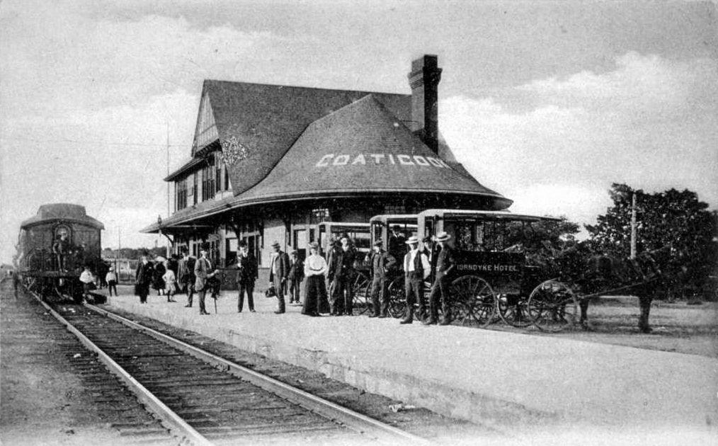 Coaticook Station