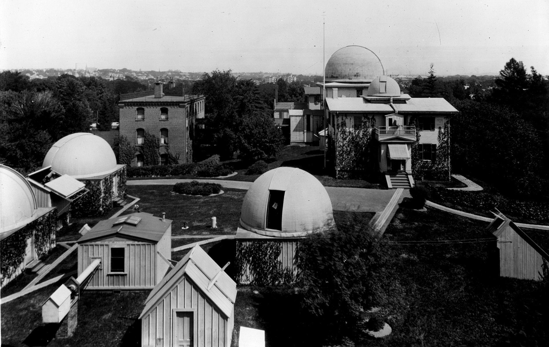 image of Harvard College Observatory