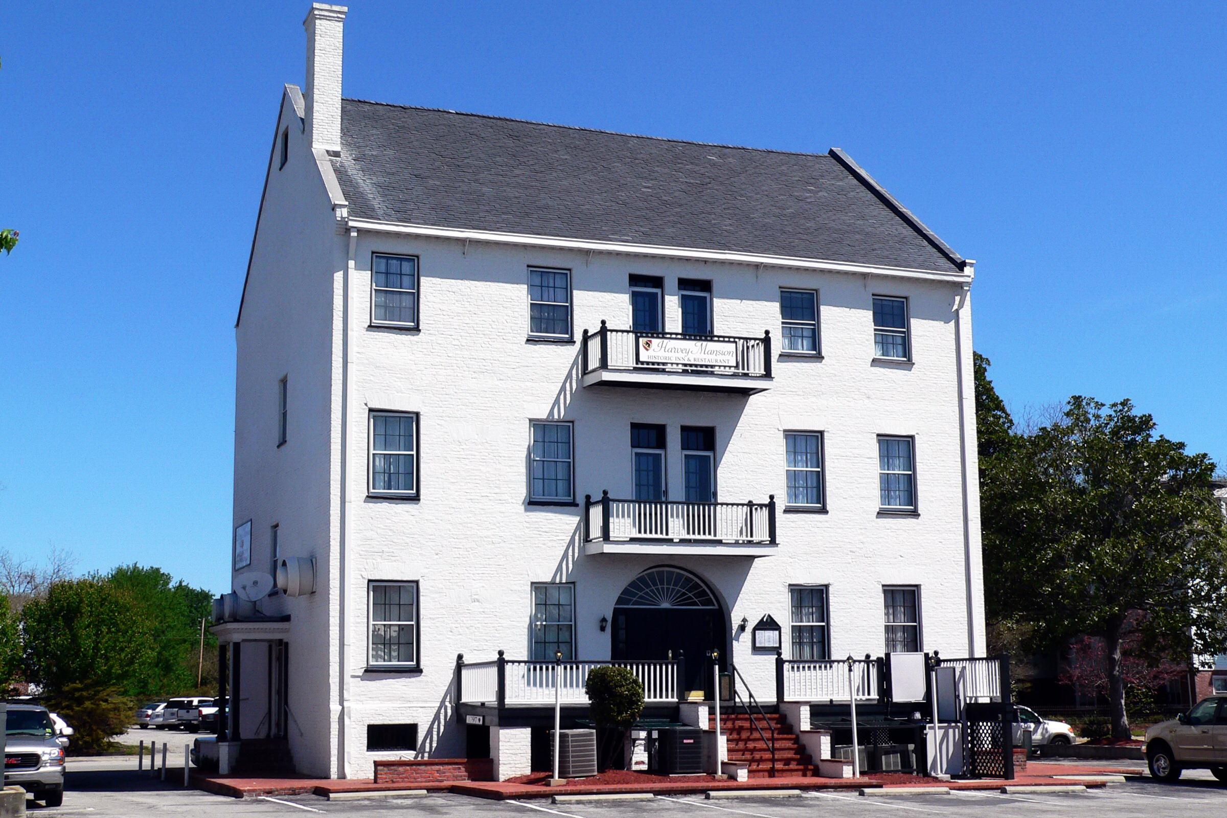 Harvey Mansion Bar