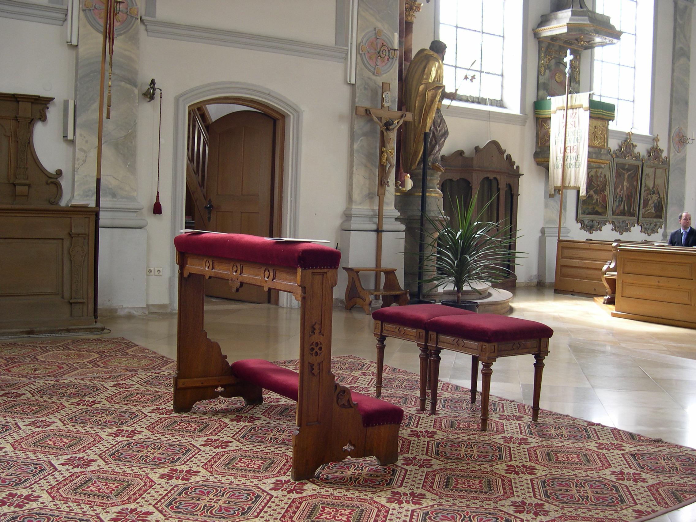Presbyterian Trauung