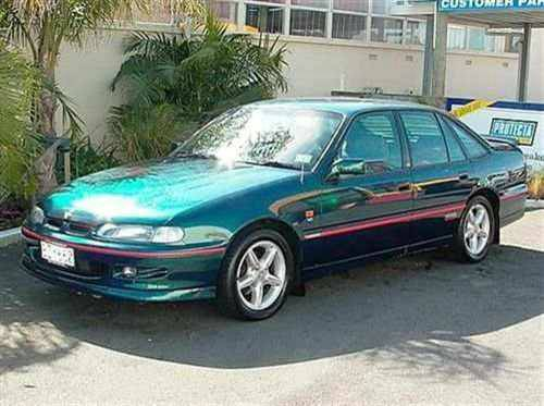 1996 VS Holden Commodore Classified Ad - Adelaide Sedans | Inetgiant
