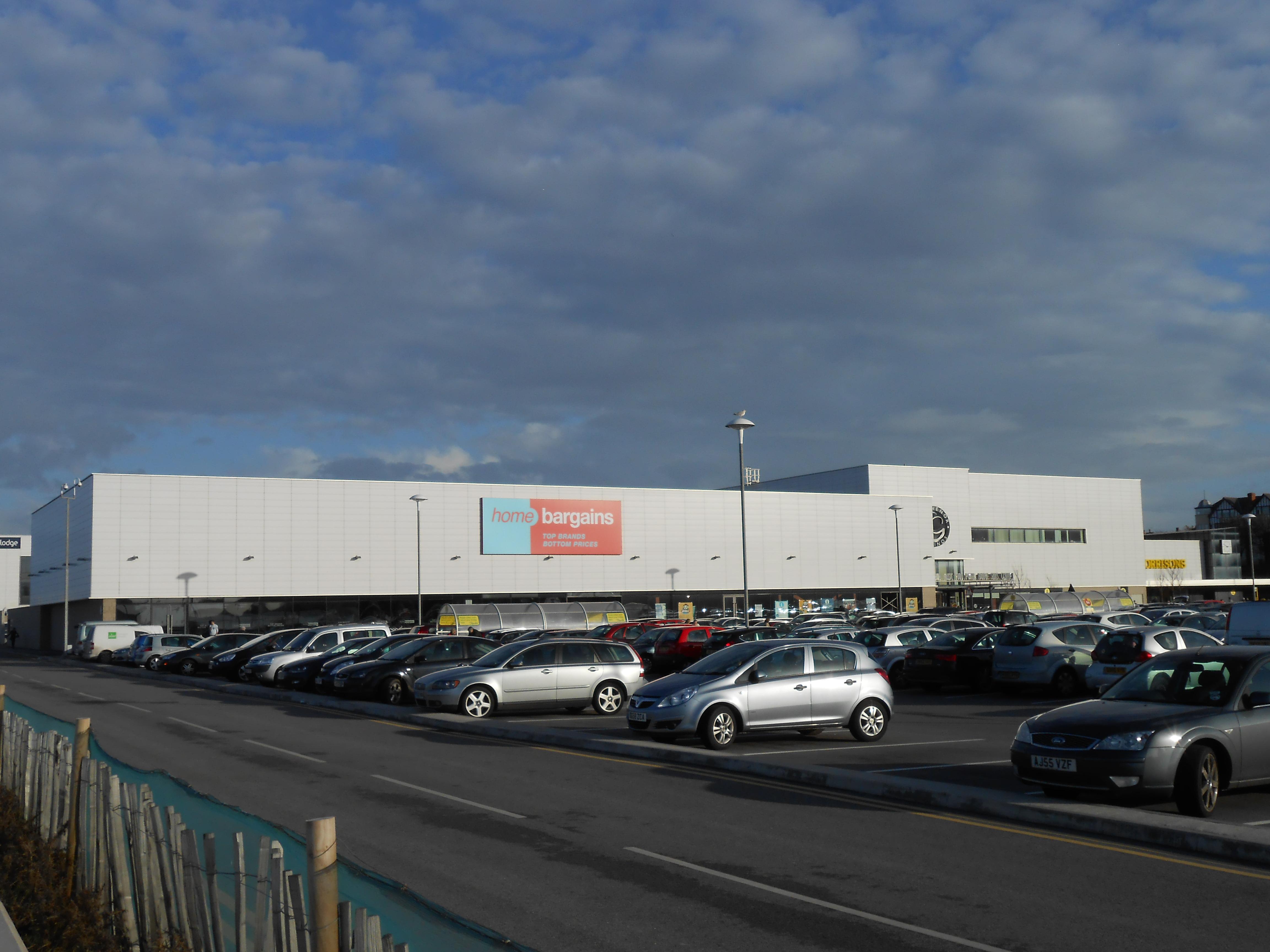 Home Bargains New Brighton