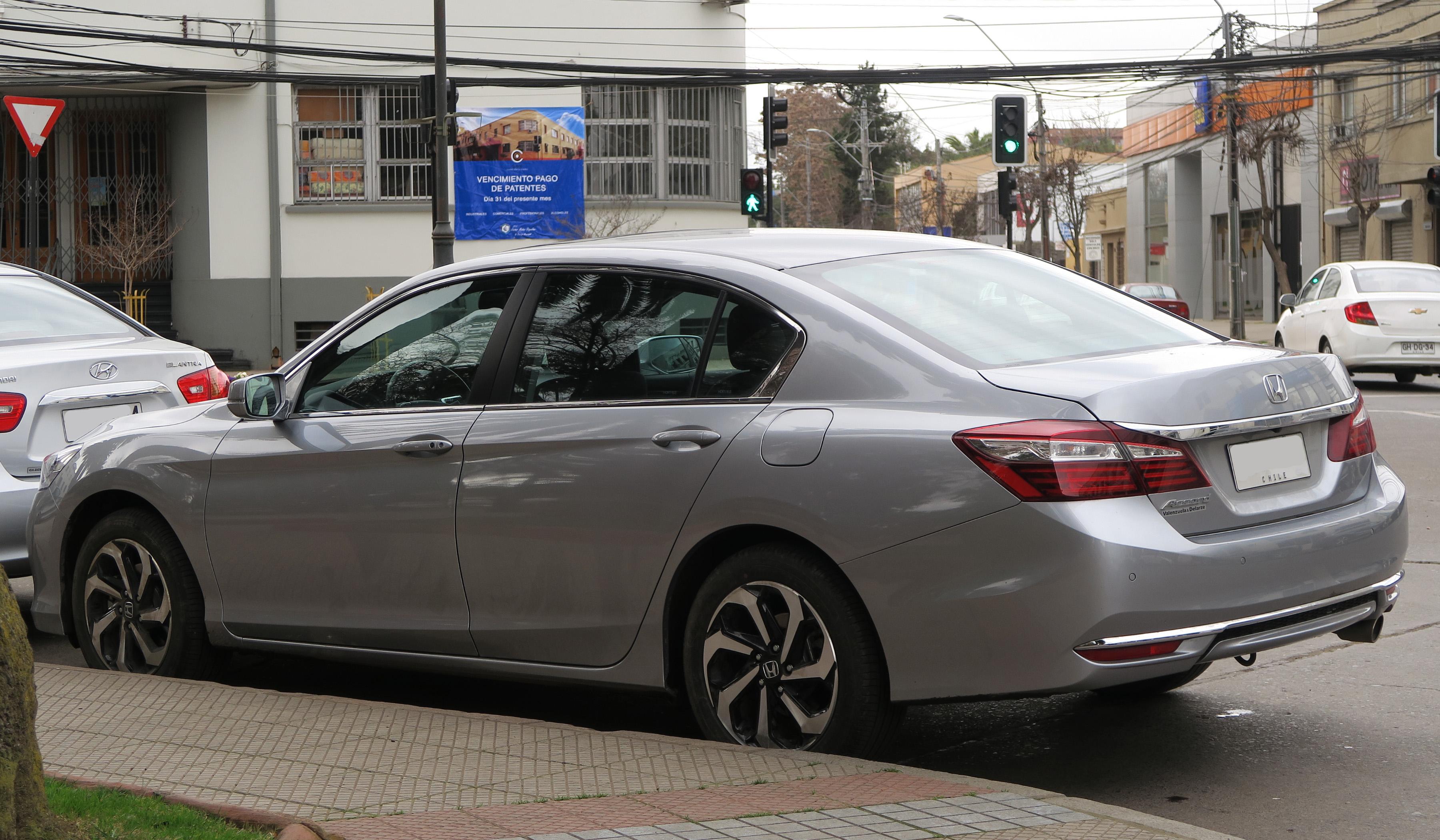 Honda Accord (ninth generation) - Wikiwand