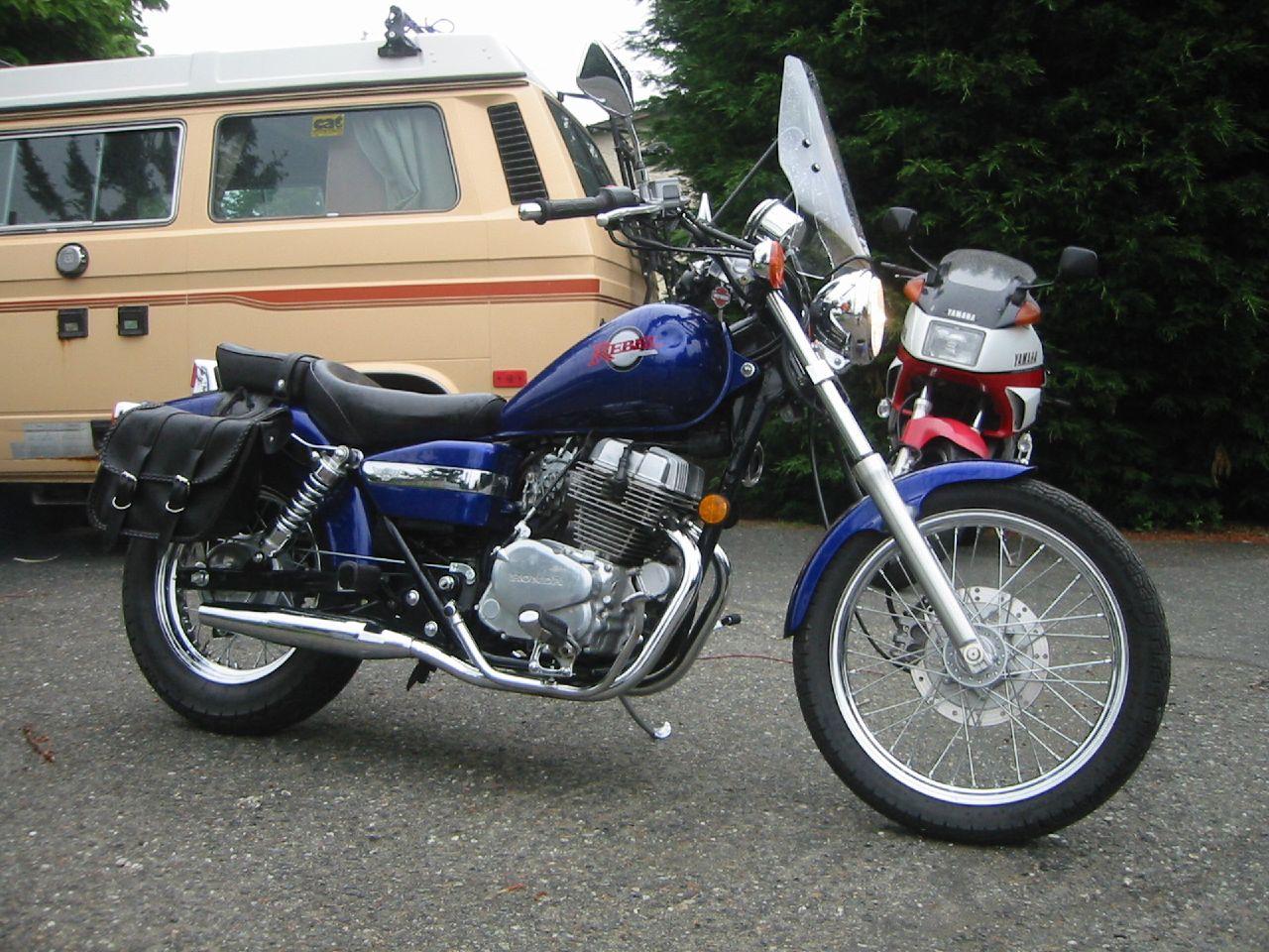 File:Honda Rebel blue.jpg - Wikimedia Commons