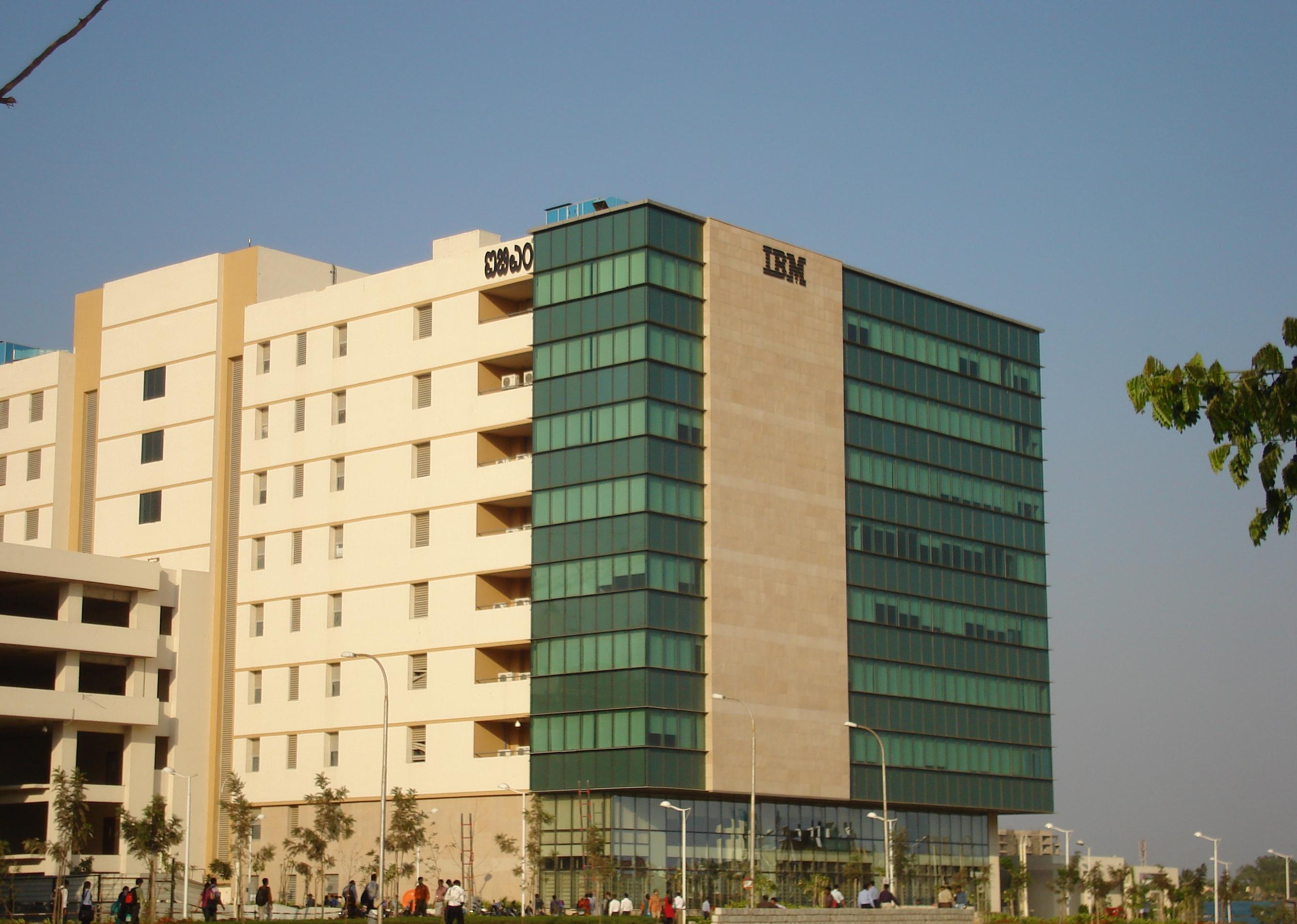 IBM India - Wikipedia