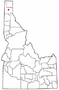 Loko di Ponderay, Idaho