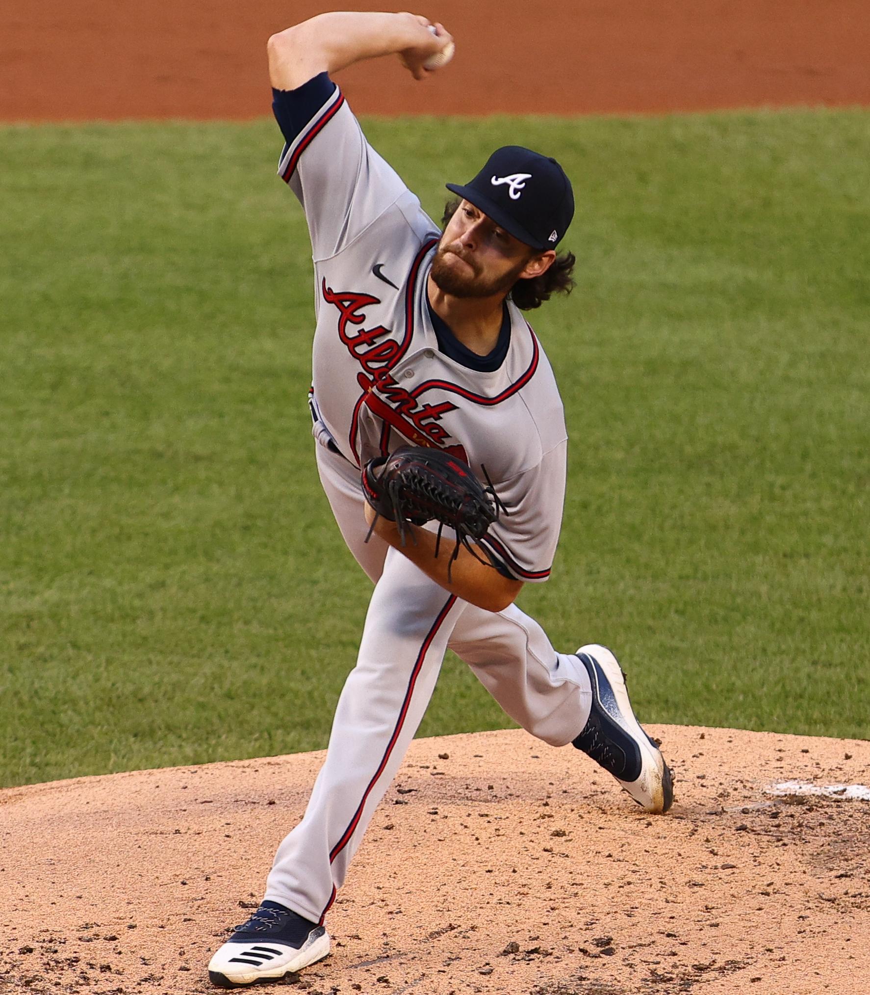 Ian Anderson (baseball) - Wikipedia